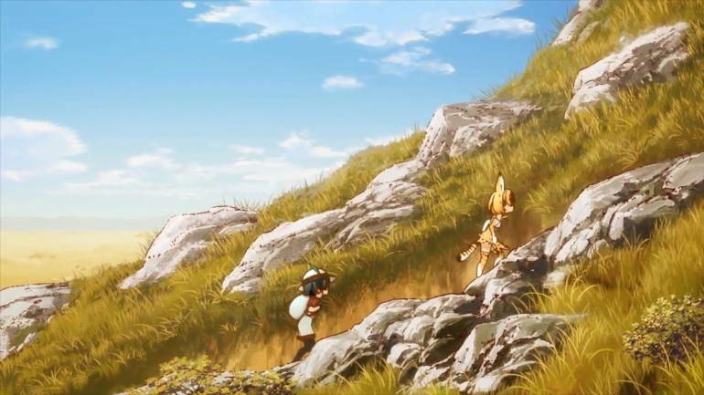 TVアニメ『けものフレンズ』主題歌「ようこそジャパリパークへ - どうぶつビスケッツ×PPP」.mp4_20170518_104104.510